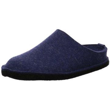 Haflinger -  blau