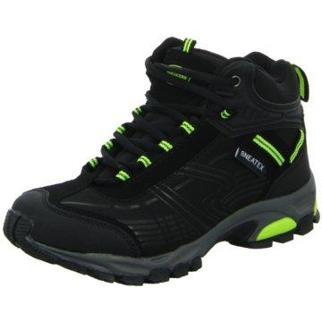 Sneakers -  schwarz