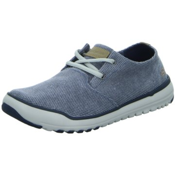 Skechers -  blau