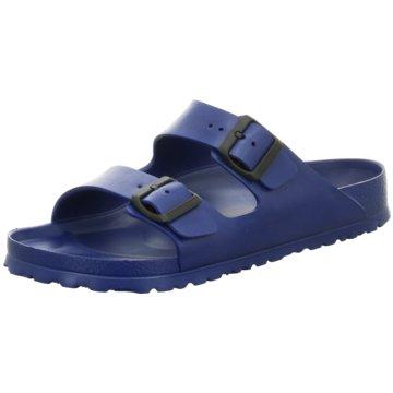 Birkenstock -  blau