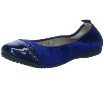 La Ballerina -  blau