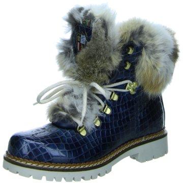 New Italia Shoes -  blau