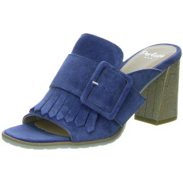 Perlato -  blau