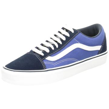 Vans - blau