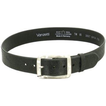 Vanzetti -  schwarz