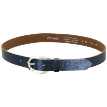 Vanzetti -  blau