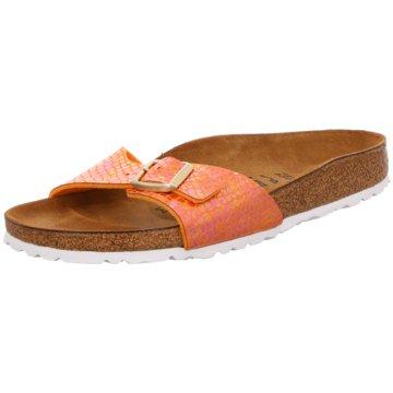 Birkenstock -  orange
