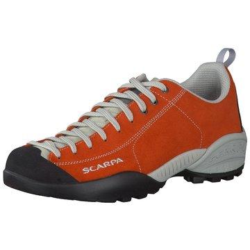 Scarpa -  orange