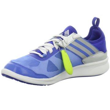 adidas -  blau