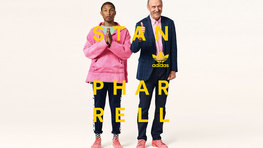 Pharrell Williams x Stan Smith