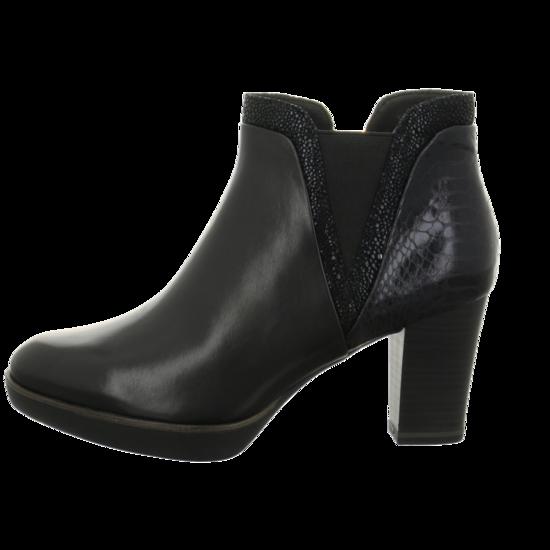 1 1 25047 35 001 ankle boots von tamaris. Black Bedroom Furniture Sets. Home Design Ideas