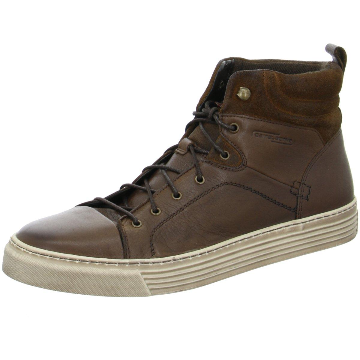 Details zu camel active Herren Sneaker 429.12 01 bowl braun 100745
