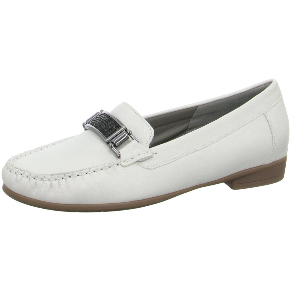 Ara Damen Slipper NV 12-30767-09 weiß 116197