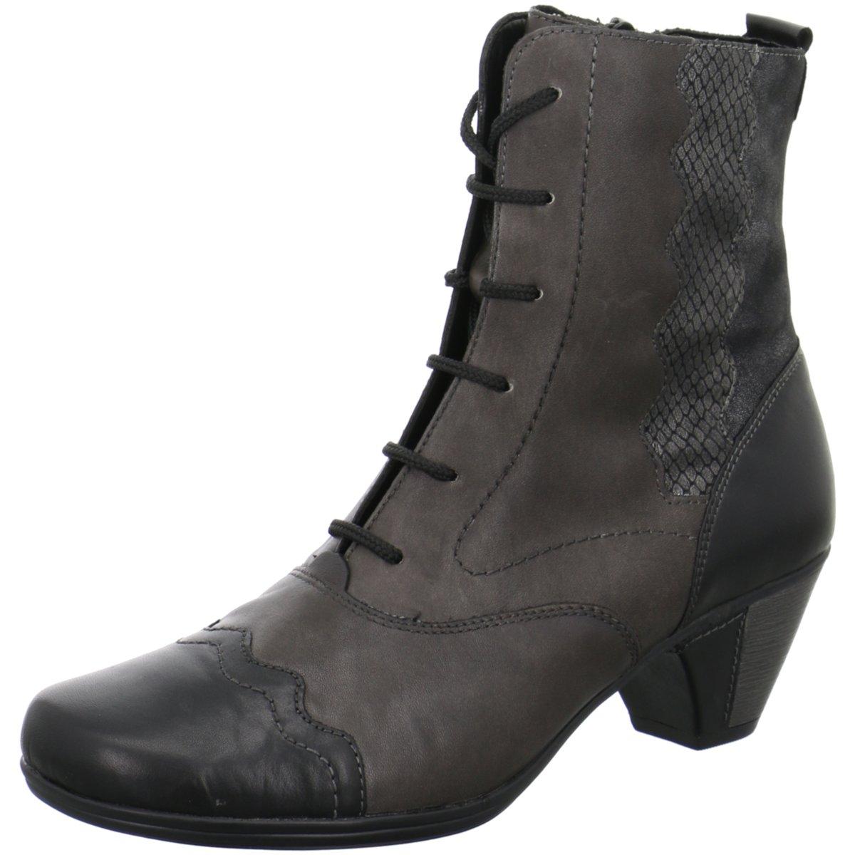 Remonte Damen Stiefeletten NV D127145 schwarz 169610    | Elegante Und Stabile Verpackung  d3dcb6
