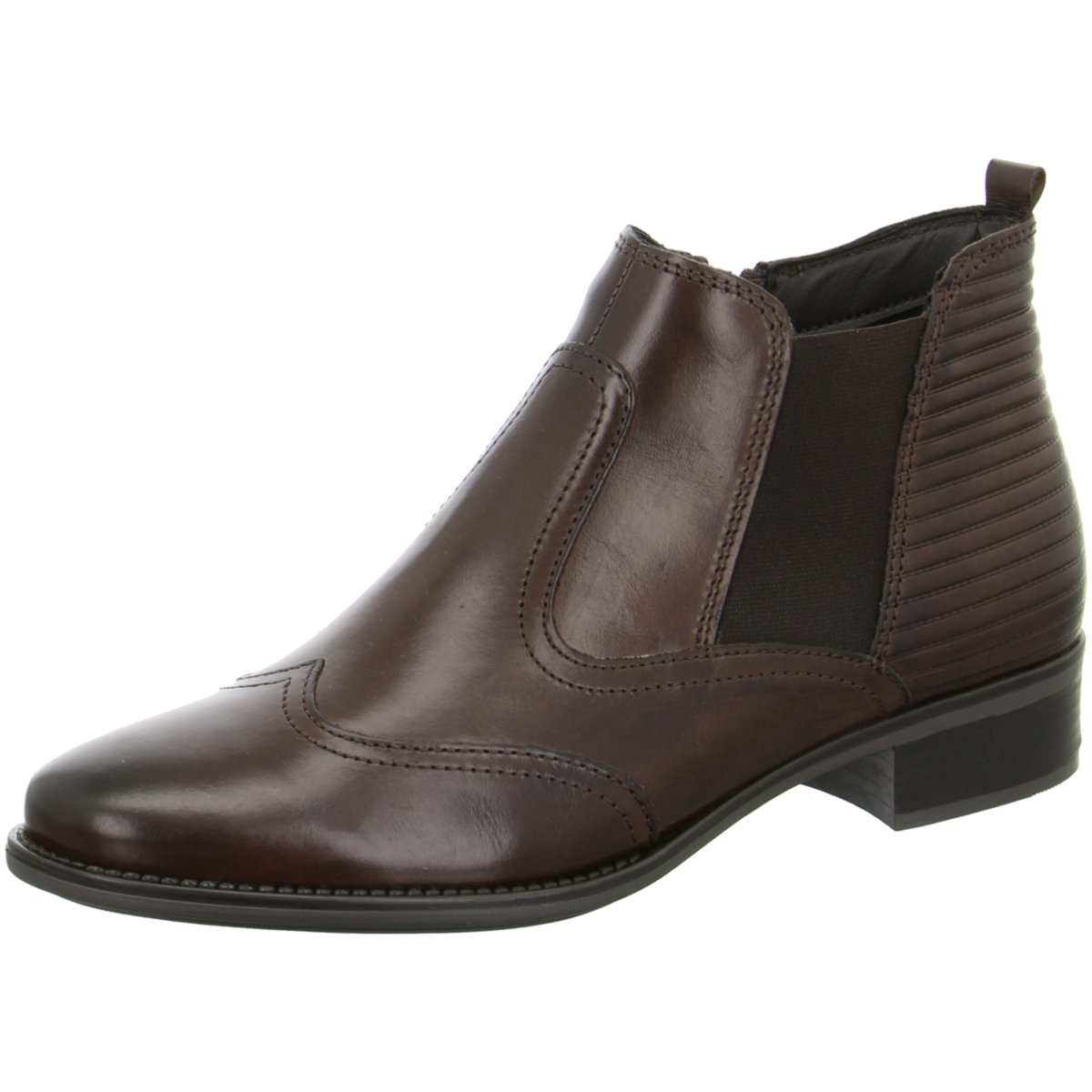 Tamaris DONE Stiefeletten & Boots schwarz Damen Schuhe Leder