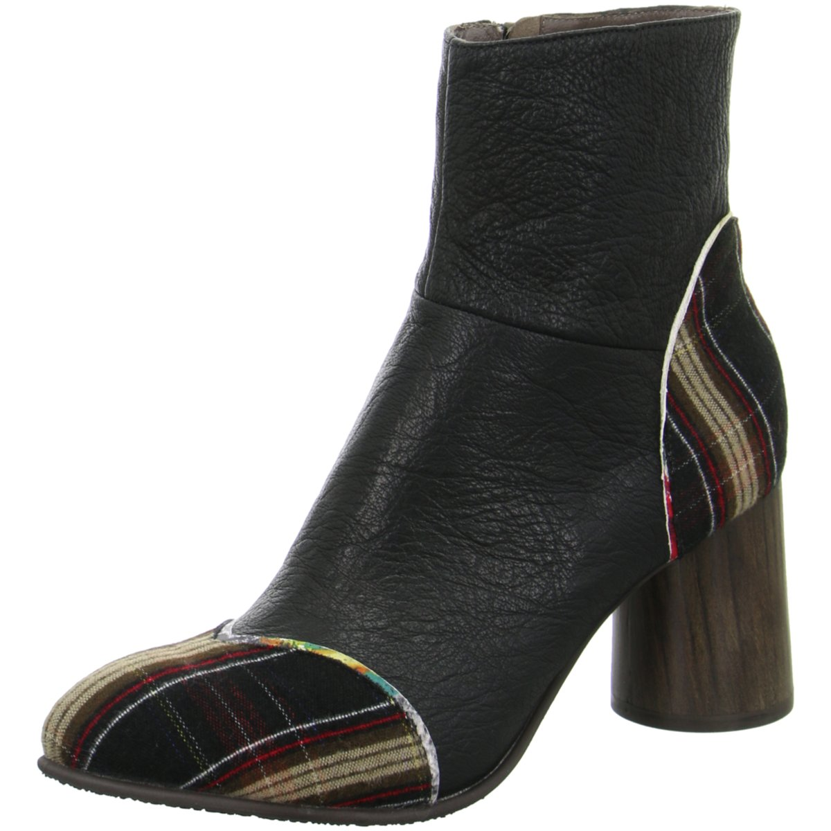 NEU Yoshokhai Damen High Damen Stiefeletten CBRBONE61 schwarz 102678