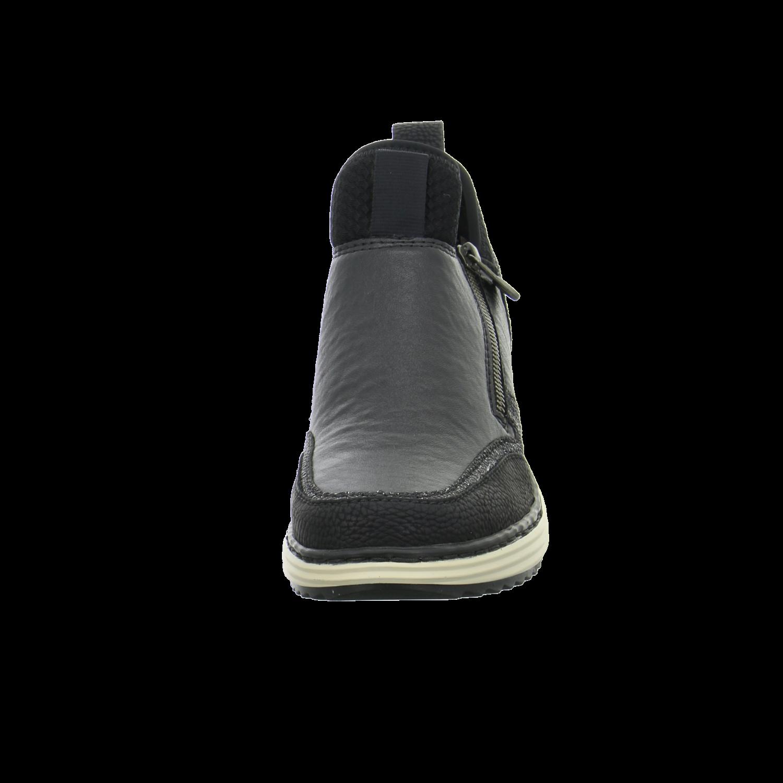 NEU Rieker Damen Slipper M 9350.00 schwarz 340041