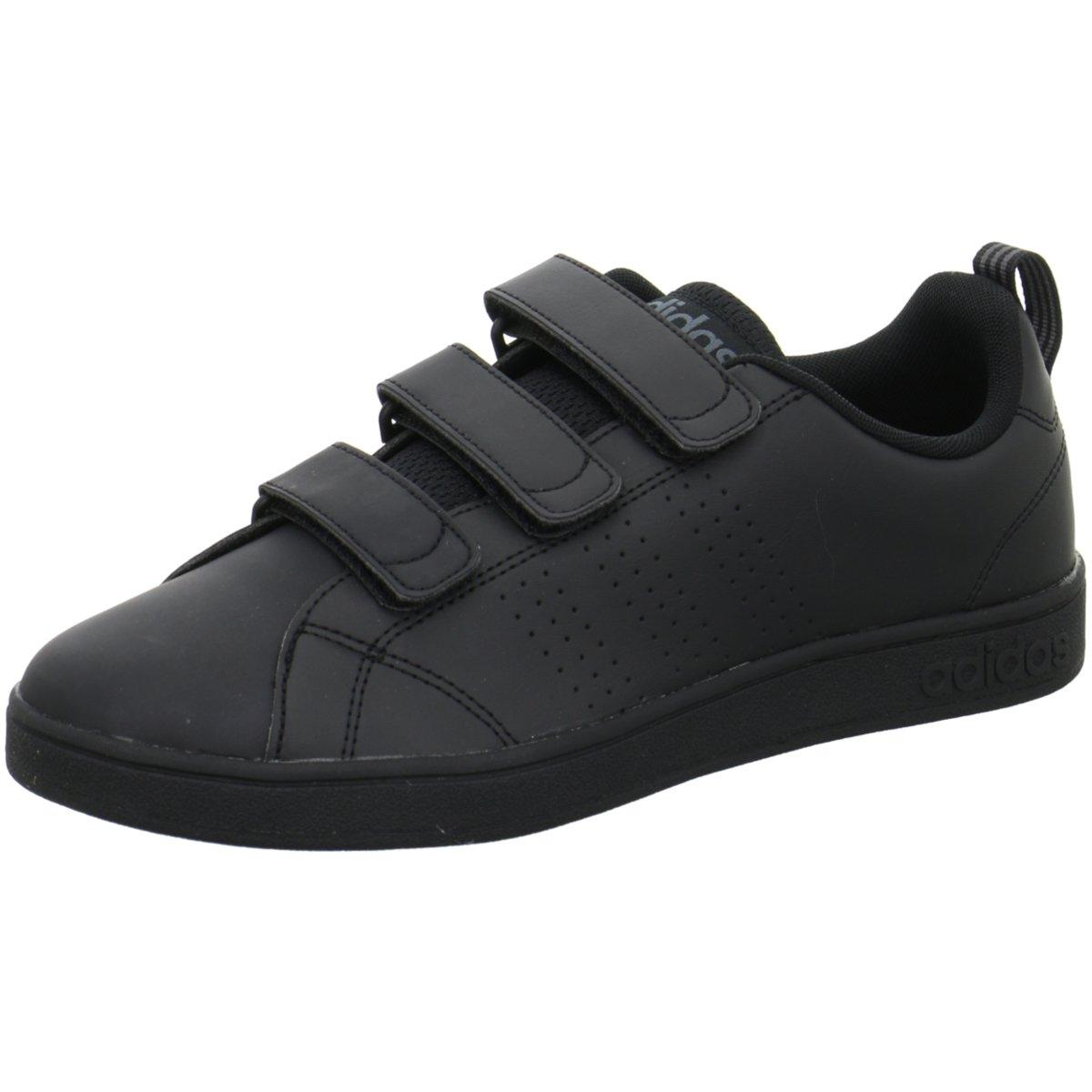 NEU adidas Herren Sneaker VS ADVANTAGE CLEAN CMF AW5212 000 schwarz 207147