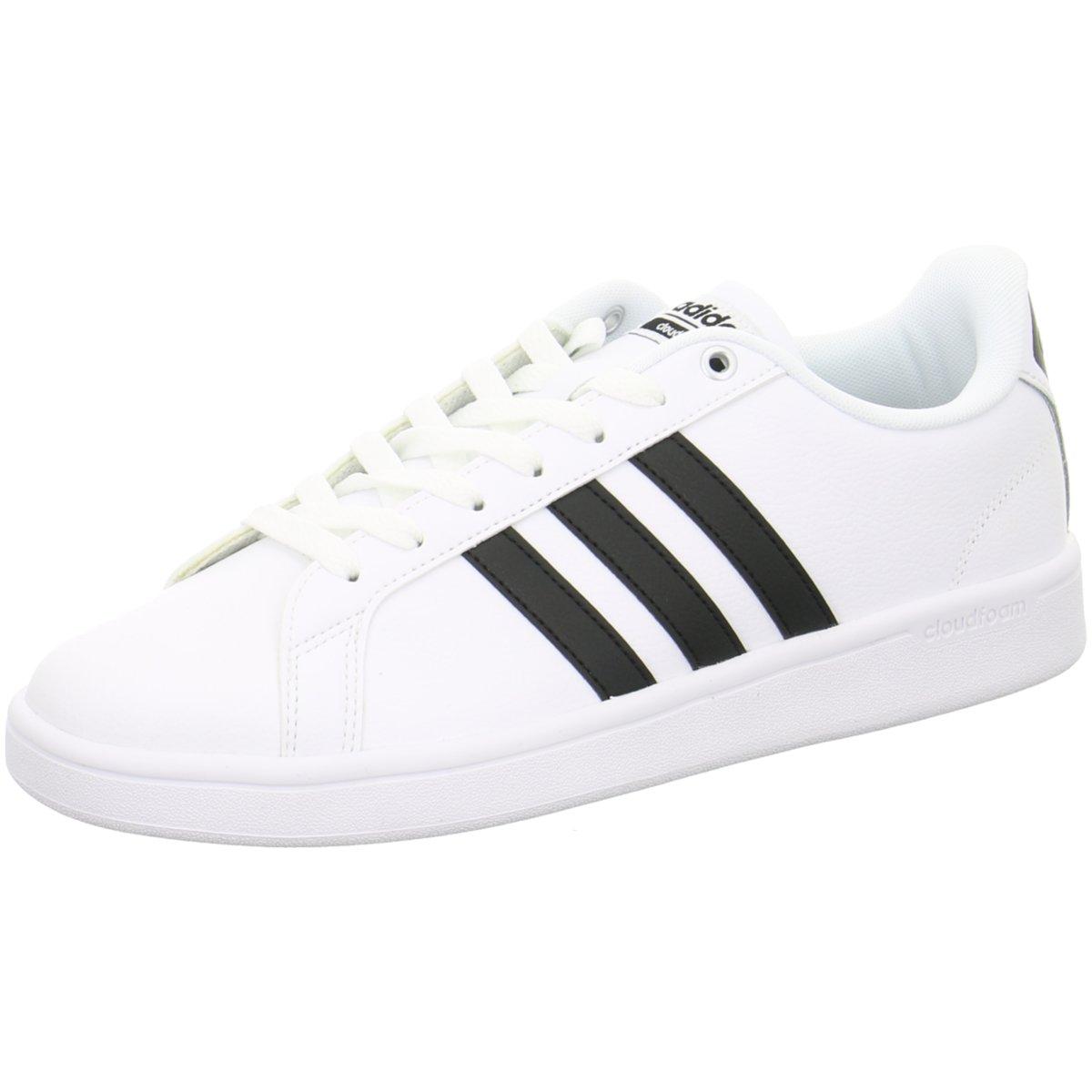 adidas Herren Sneaker CF ADVANTAGE AW4294 weiß 258206 | eBay