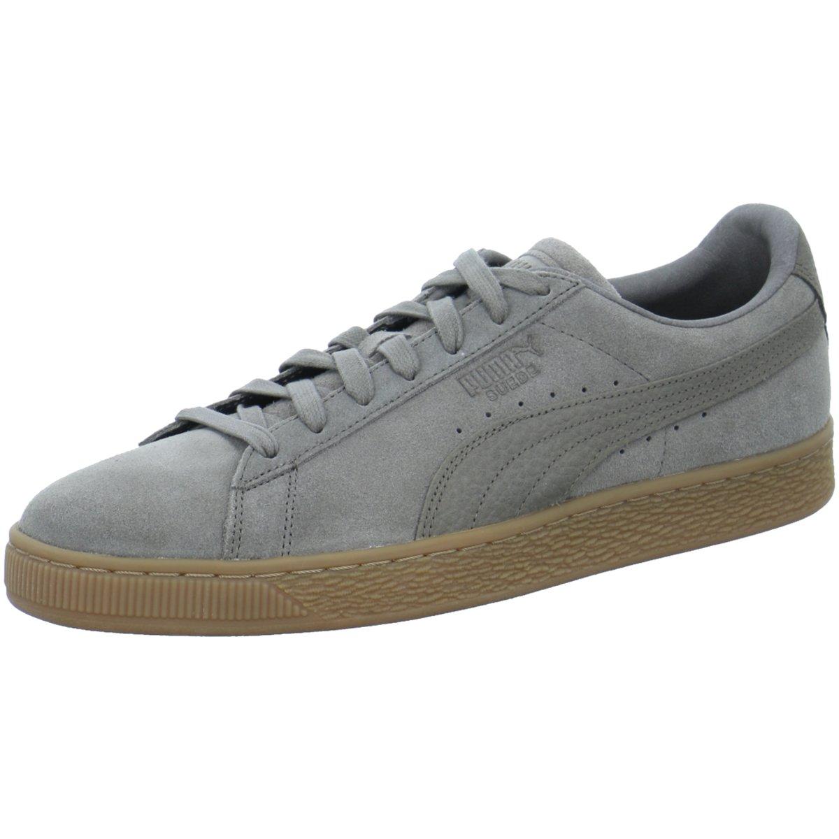 NEU Puma Herren Sneaker CL nat. warmth 363869/001 grau 358571