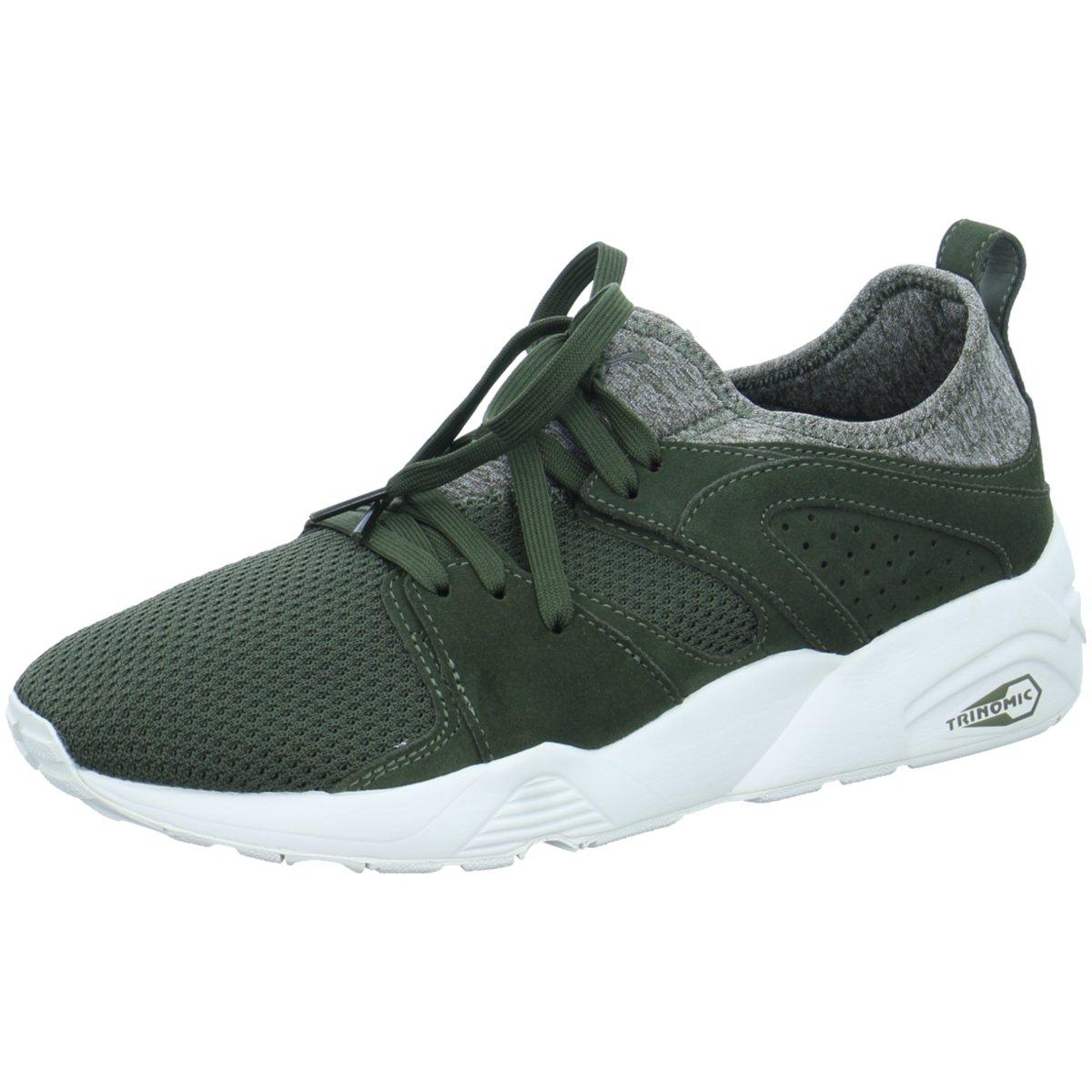 NEU Puma Herren Sneaker Sneaker Low Blaze CT 363749-004 oliv 353864