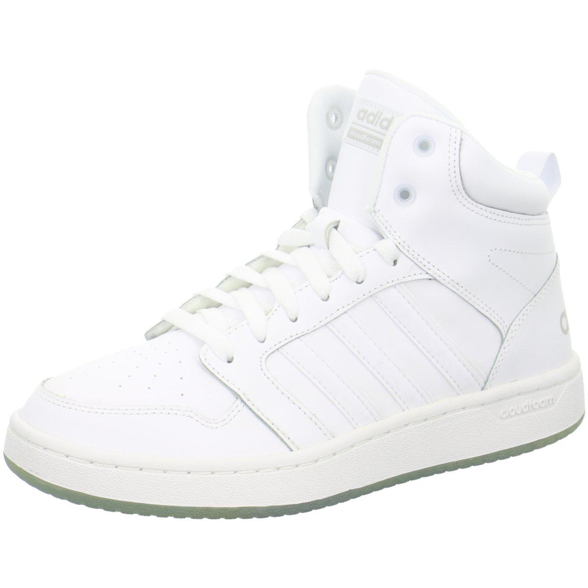check out 63145 824e0 Das Bild wird geladen adidas-Herren-Sneaker-Sneaker-High-Cloudfoam-Super- Hoops-