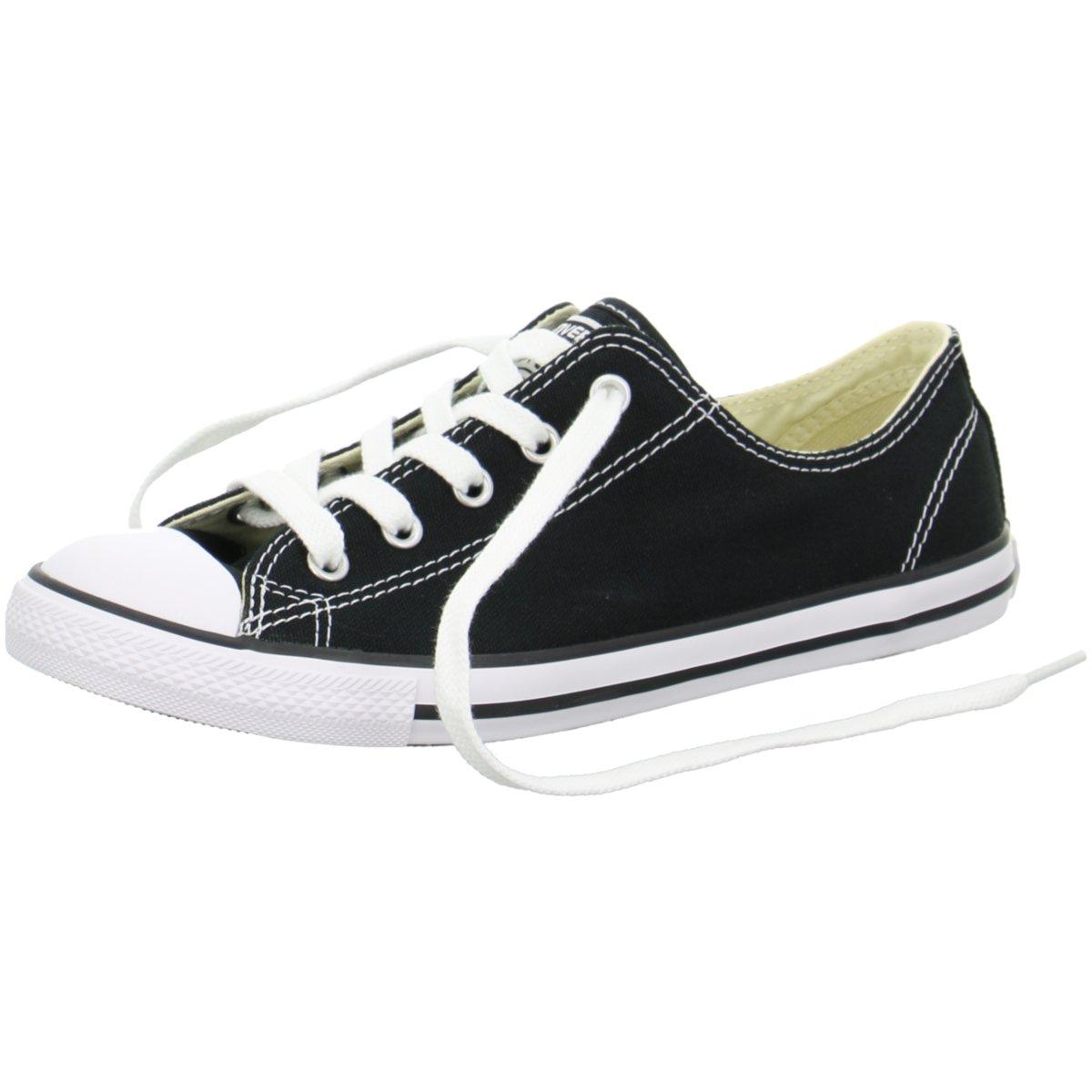 NEU Converse Damen Sneaker CHUCK TAYLOR ALL STAR DAINTY 530054C schwarz 111988