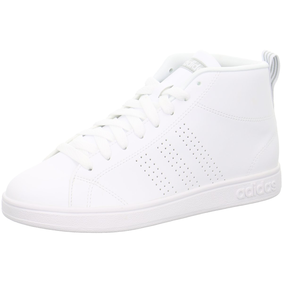 NEU adidas Damen Sneaker Sneaker High Bdvantage CL MID W BB9983 weiß 340034