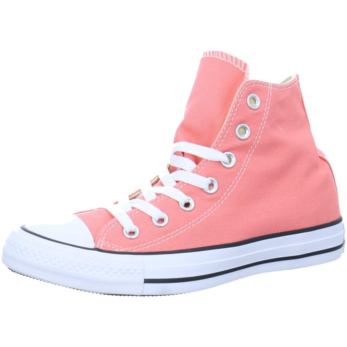 NEU Converse Damen Sneaker Sneaker High CT BS HI 157611C rot 357036