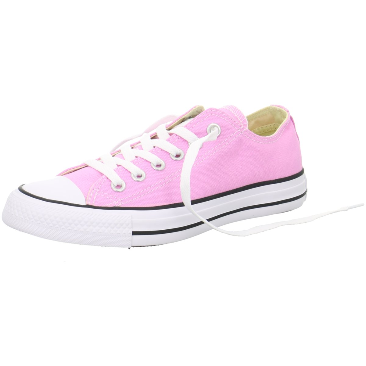 NEU Converse Damen Sneaker Sneaker Low CT BS OX 153875C rosa 173387