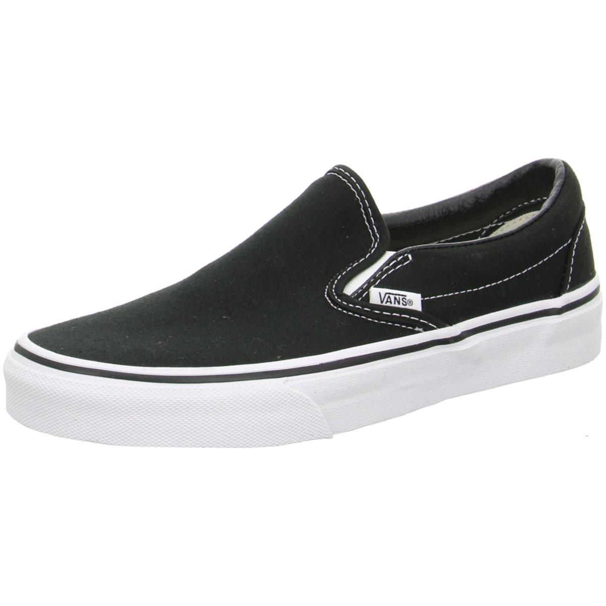 NEU Vans Herren Slipper Classic Slip-On Sneaker VEYEBLK schwarz 106918
