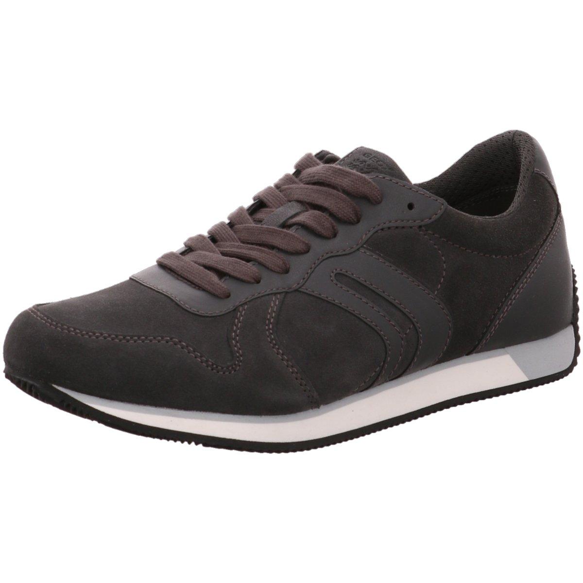 NEU Geox Herren Sneaker U742LC 022BC C9004 grau 324264