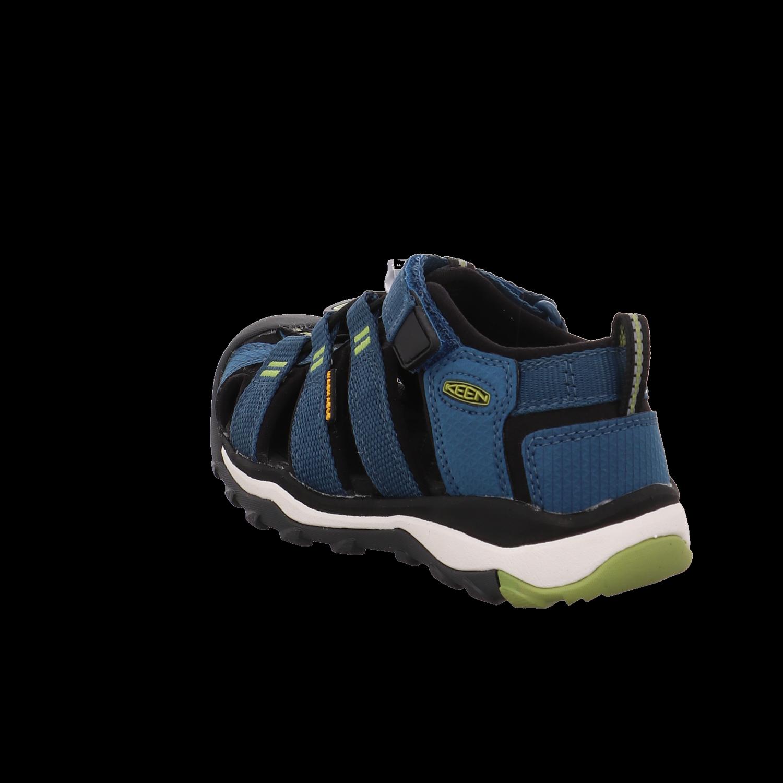 NEU Keen Kinder TrekkingSandalee NEWPORT NEWPORT TrekkingSandalee NEO H2 1018425 blau 470475 05529d
