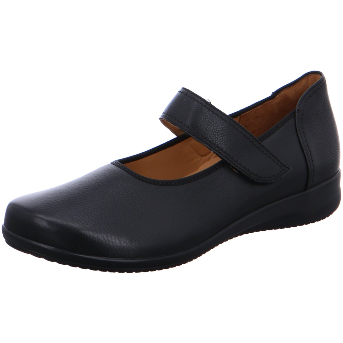 NEU Ganter Damen Slipper 5205431010 schwarz 325327