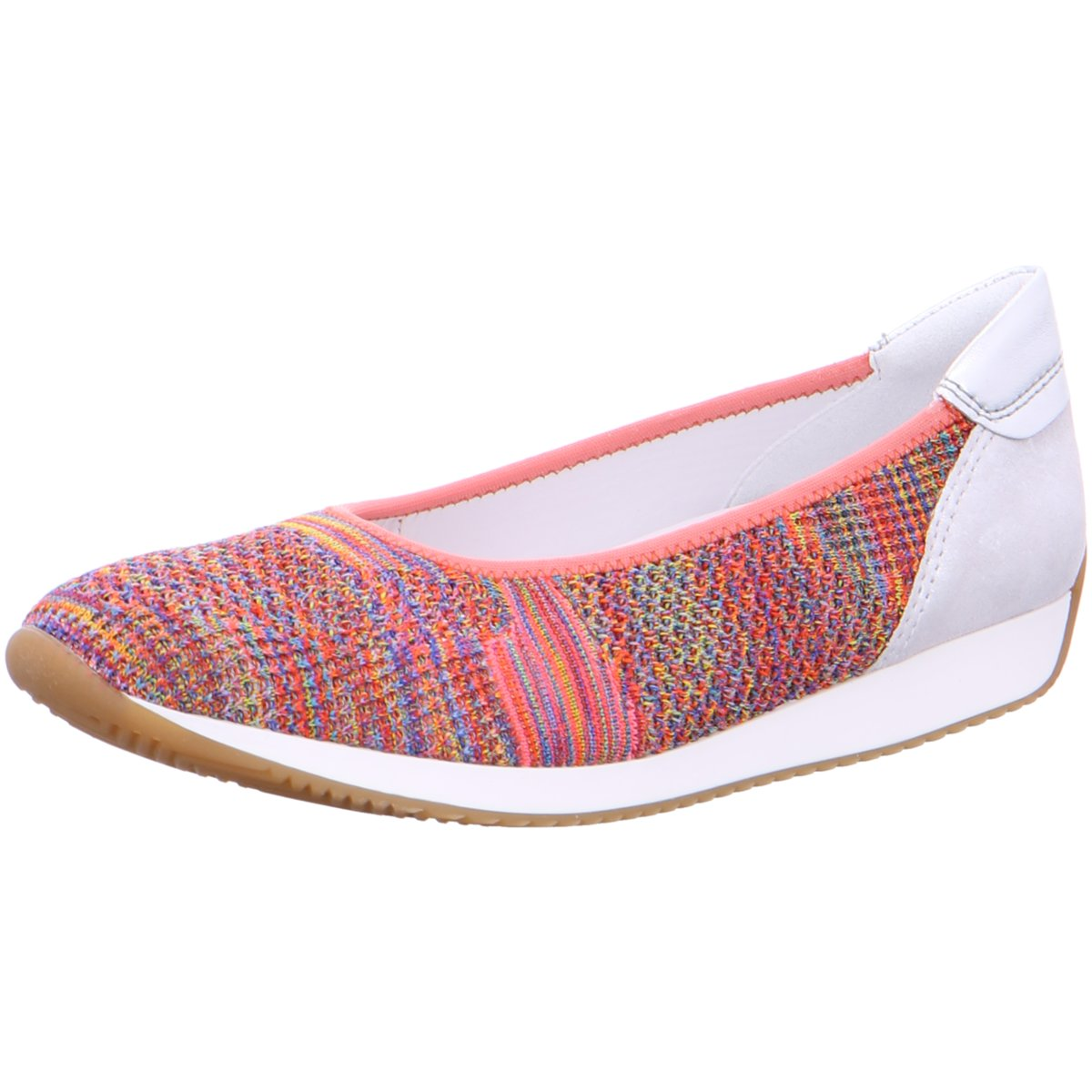 NEU ara Damen Slipper 12-15444-09 bunt 406622