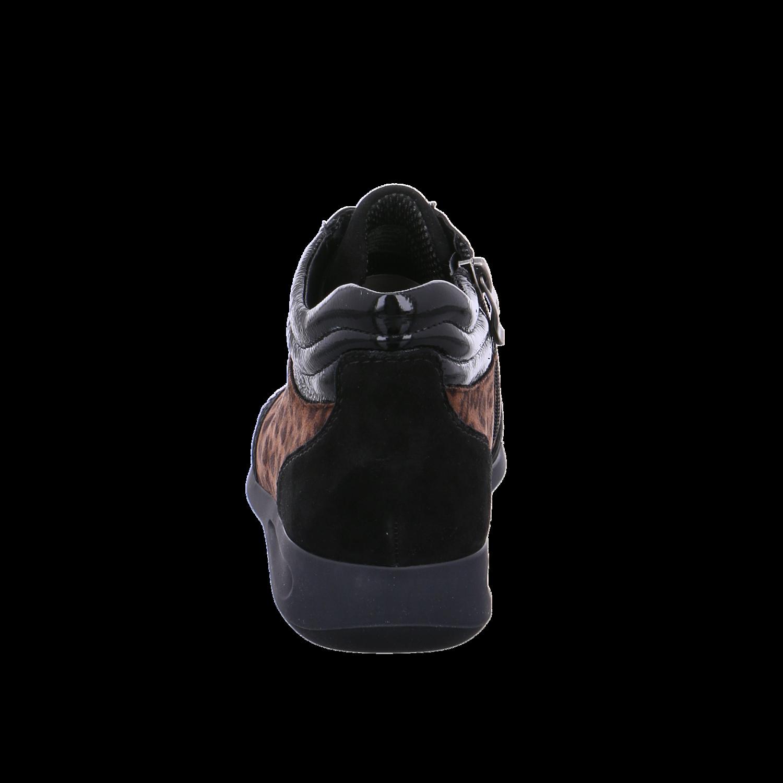NEU ara Damen Stiefeletten Rom -G- 12.44430.06 schwarz 256430