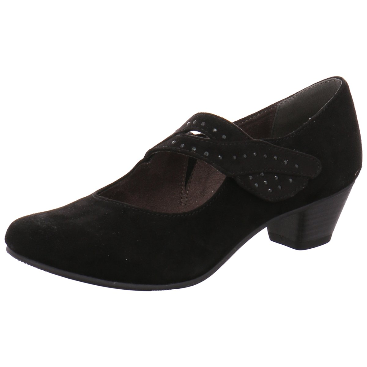 NEU Soft Line Damen Pumps Da.-Slipper 8-8-24303-29/001-001 schwarz 317173