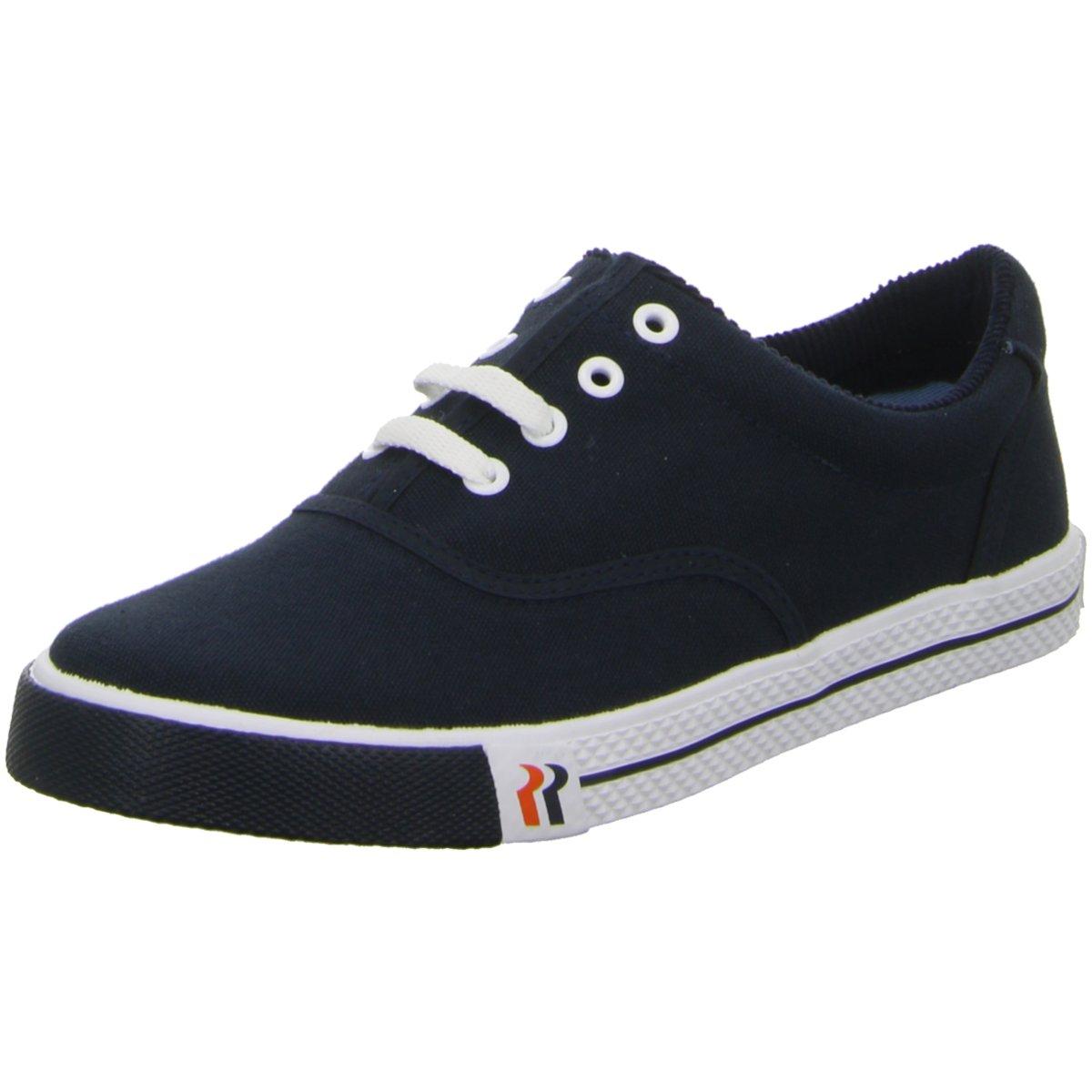 NEU Romika Herren Sneaker Leinen Schnürhalbschuh 20001 70 500 blau 133137
