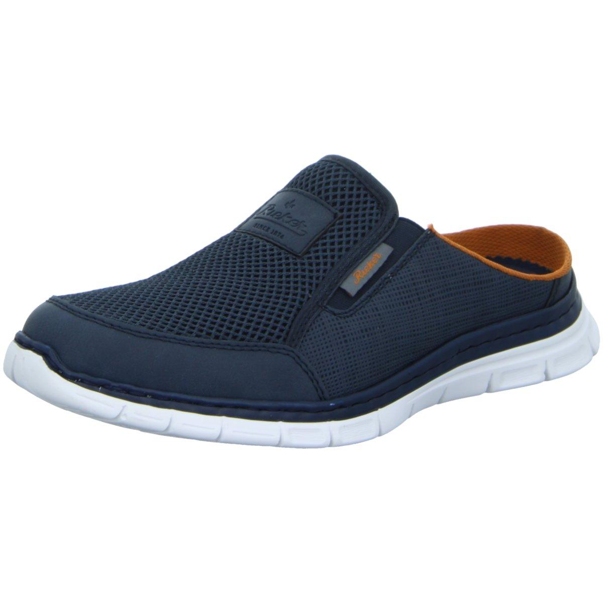 Details zu Rieker Bastia Airmesh Schuhe Sandalen Pantoletten