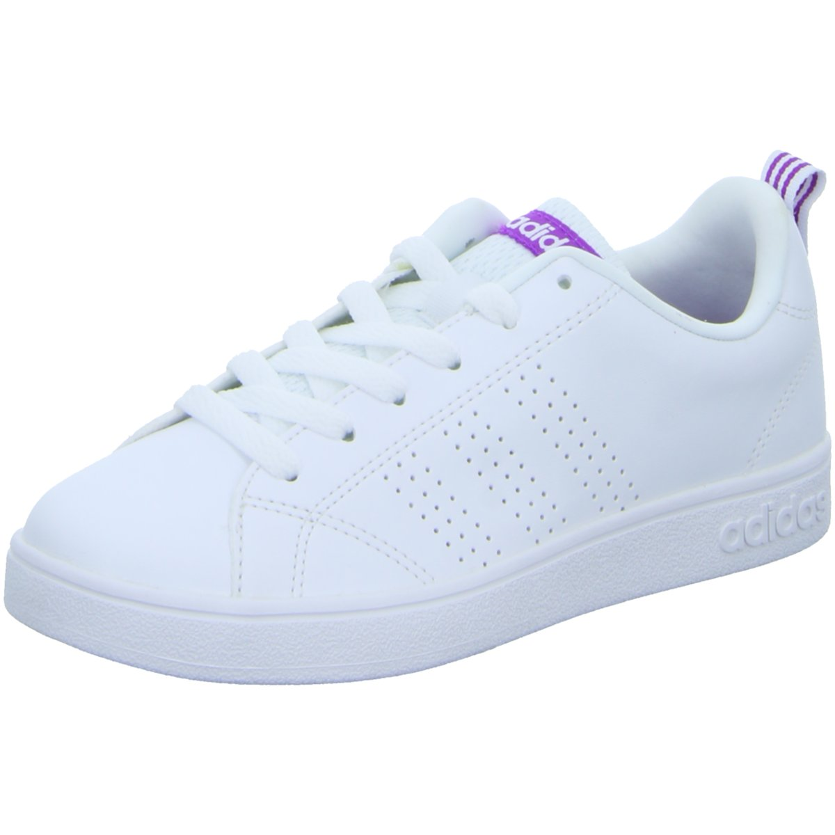 Details zu adidas Damen Sneaker Training VS ADVANTAGE CL W BB9616 weiß  308878