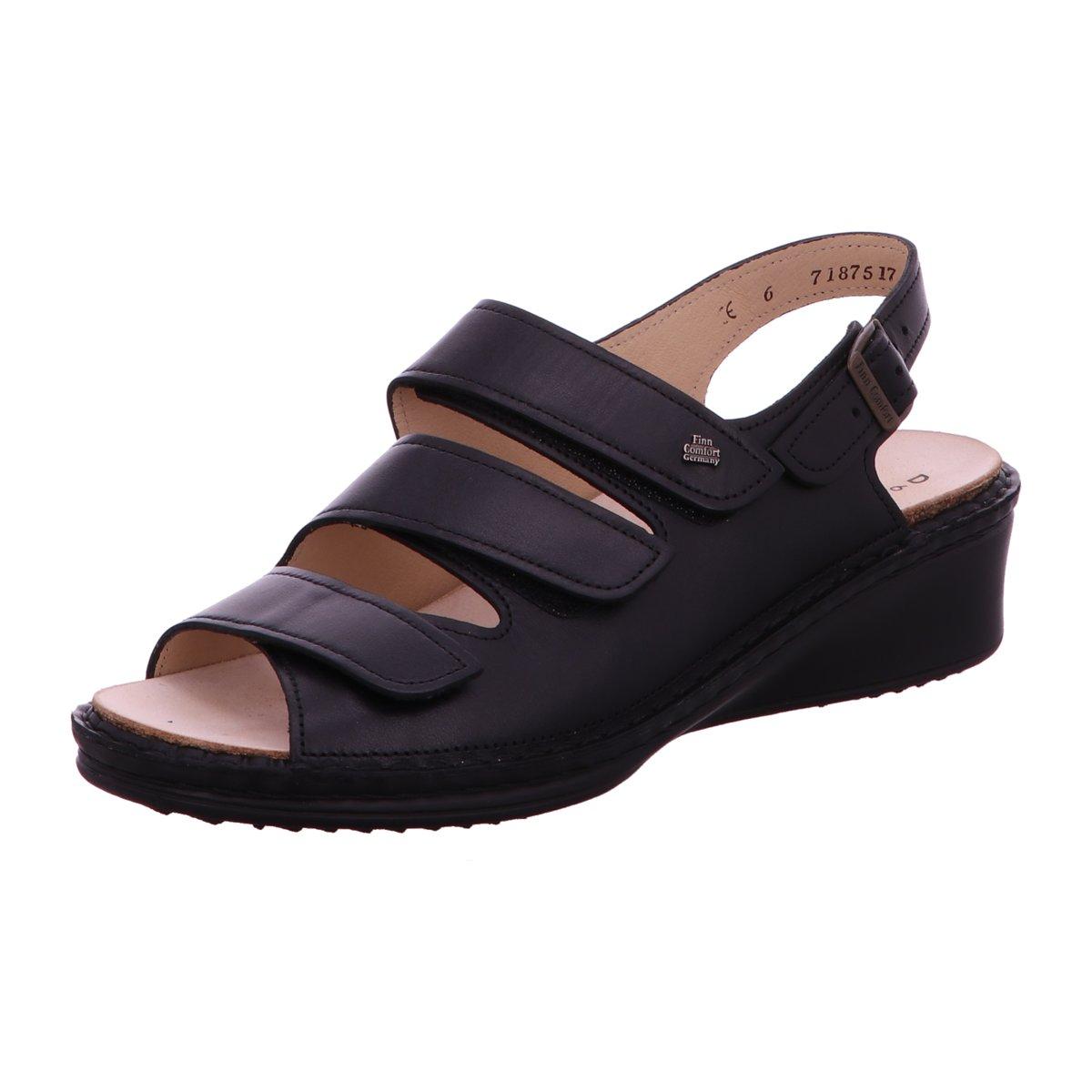 NEU FinnComfort Damen Sandaletten SAMOA 014099 schwarz 342075