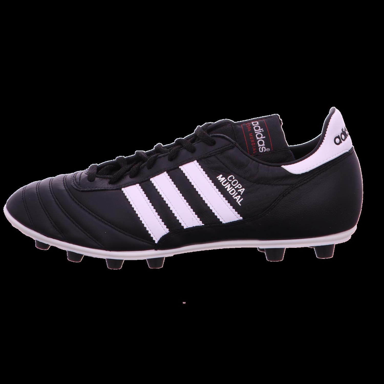 adidas Herren Sportschuhe Copa Mundial Fußballschuhe Herren Nocken schwarz/weiß 015110 schwarz 305965