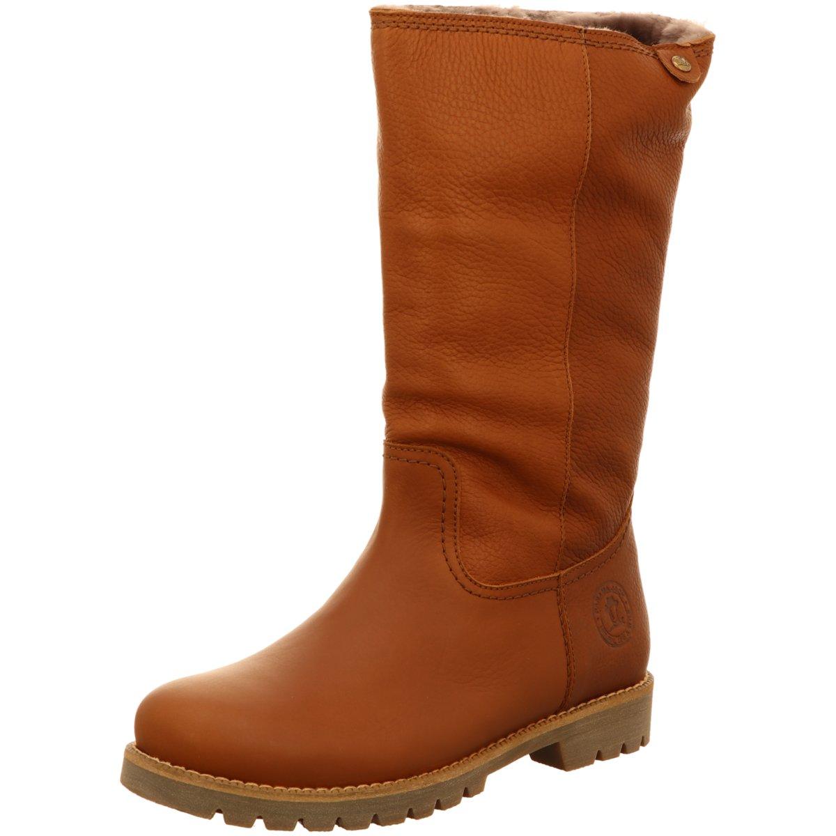 NEU Panama Jack Damen Stiefel BAMBINA IGLOO B2 braun 350691