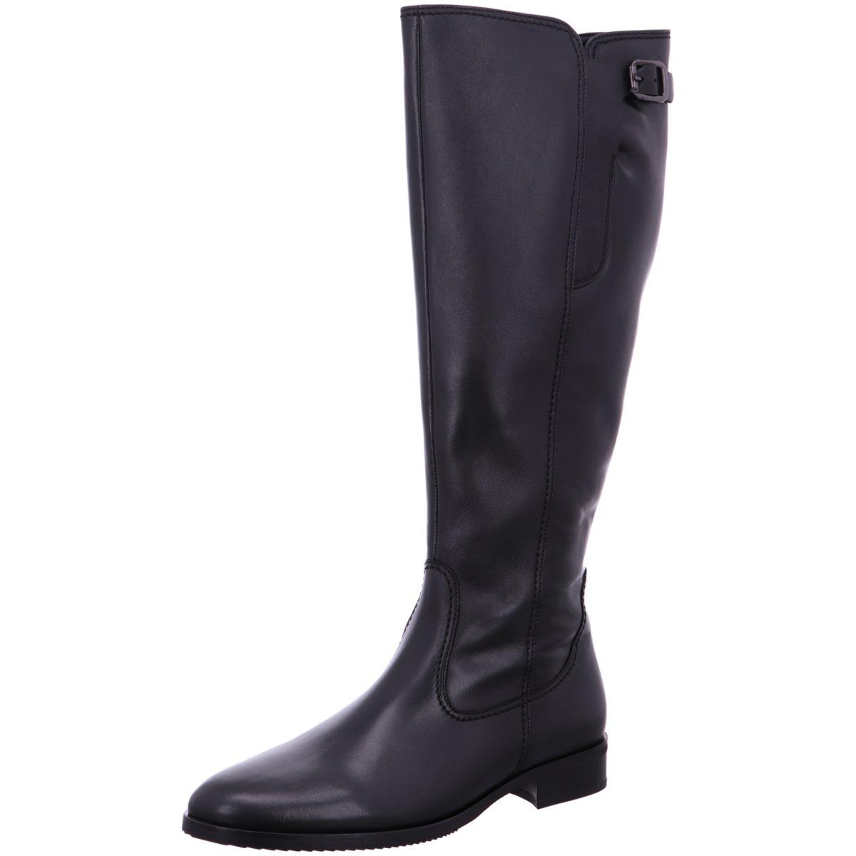 NEU Gabor Damen Stiefel Schaftweite XL Vario 72.758.57 schwarz 354291