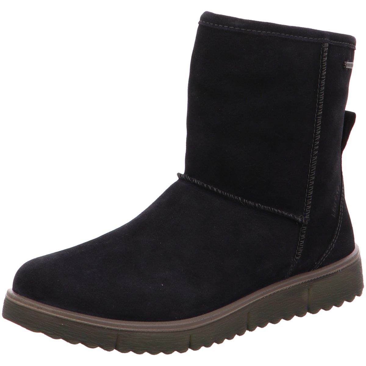 Online-Verkauf weltweit verkauft verschiedene Stile Details zu Legero Damen Stiefeletten Winterstiefel Goretex 654-80 blau  340287