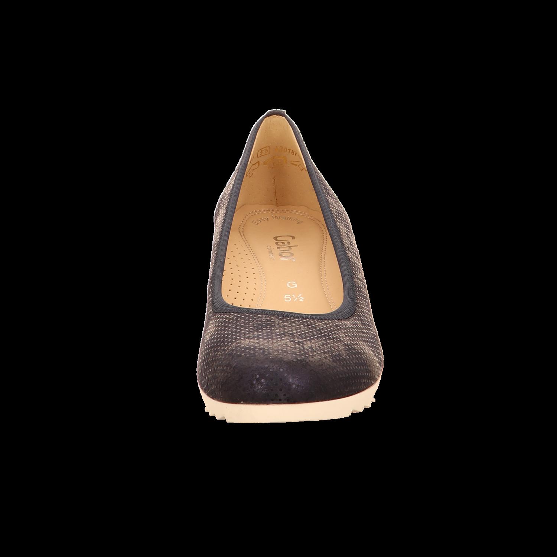 NEU NEU NEU Gabor Damen Ballerinas Genua -G- 82.641.26 schwarz 405640 4f5ac6