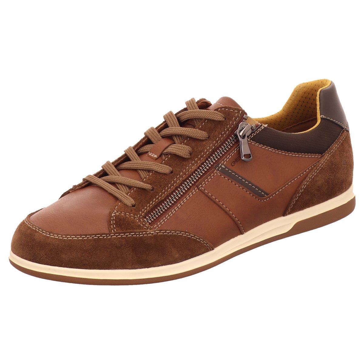 GEOX Herren Sneaker Braun