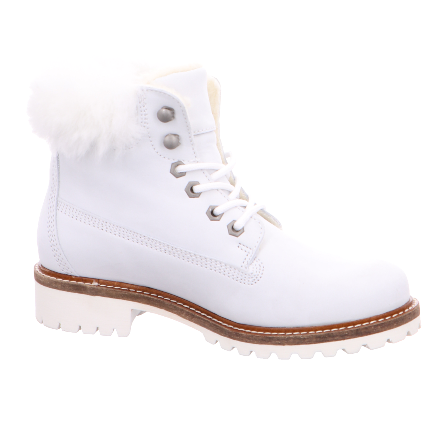 Tamaris 1-26244-29-114 white Leather yOpK7AYHNL