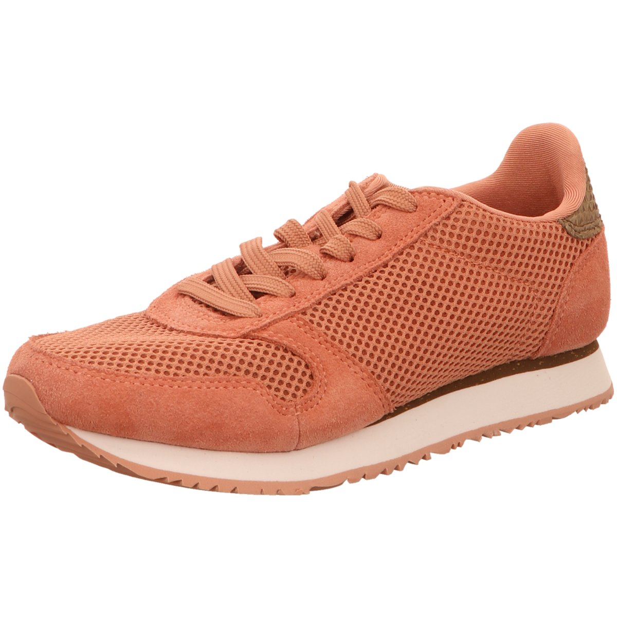 NEU Woden Damen Sneaker WL029 500 beige 445954