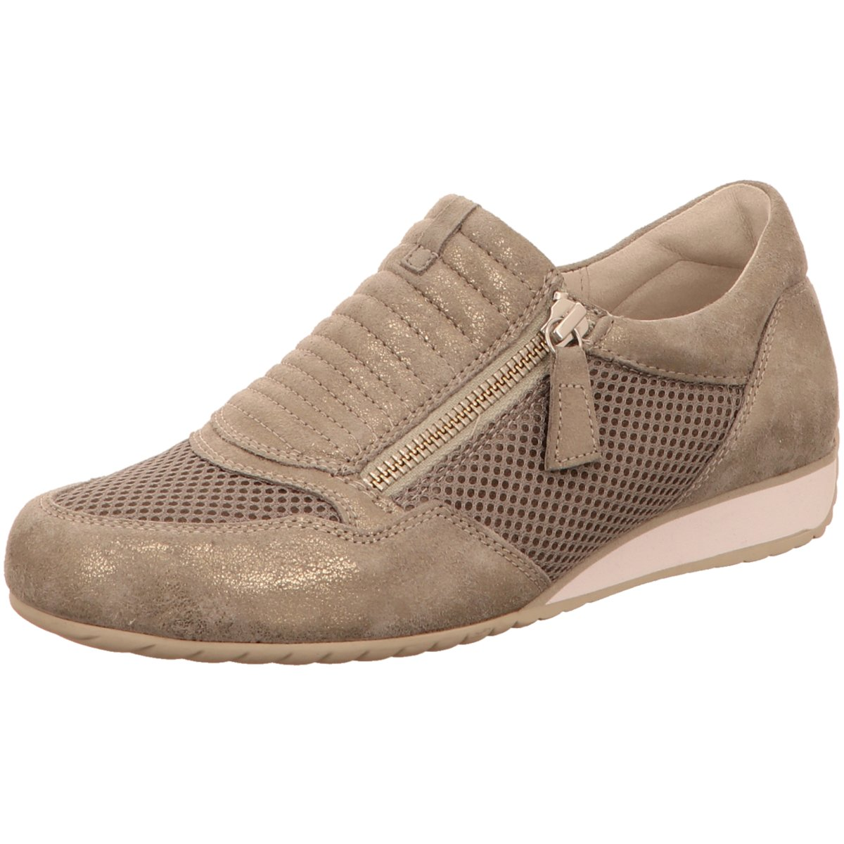 Gabor Damen Slipper 86-352-93 grau 400042